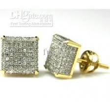 s mens earrings 32 most beautiful square diamond earrings for men eternity jewelry