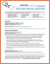 Sample Resume Objectives For Medical Billing by Medical Scribe Resume Resume Name