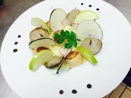 mousseline cuisine jacques mousseline de pomme de terre et andouille de guéméné