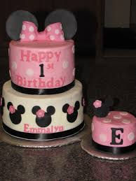 minnie mouse 1st birthday cake minnie mouse birthday cake cricut cakecentral