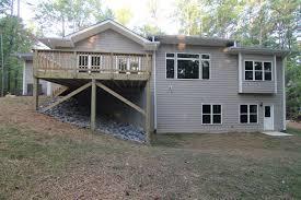 walk out basement home u2013 pittsboro home builders u2013 stanton homes