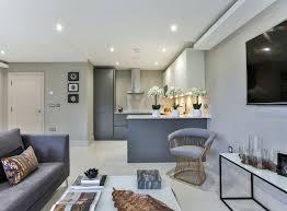 contemporary apartment show home furnishing interiors ltd