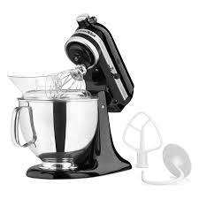 Kitchenaid Mixer Classic by Black Silver U0026 Red Kitchen Color Combo Tasteful Kitchen Hayneedle