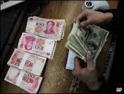 Anúncio chinês sobre taxa de câmbio anima mercados