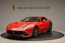 Ferrari F12 Convertible - 2015 ferrari f12 berlinetta stock 4337 for sale near westport