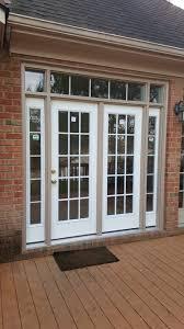 Custom Patio Door Custom Patio Door With Sidelights And Transoms Doormasters Inc