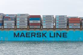 the cost of a malware infection for maersk 300 million