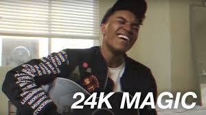 Levis 4 Floors Powell by 24k Magic Bruno Mars Josh Levi Cover Youtube