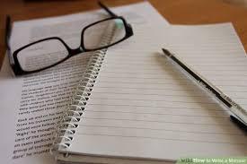 Ways to Write a Memoir   wikiHow