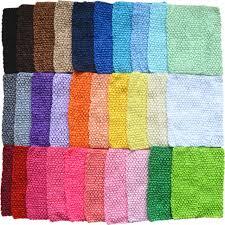 crochet headband tutu 120pcs lot woman crochet top tutu top chest wrap wide