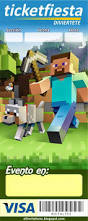 minecraft party invites 165 best fiesta images on pinterest animals jungle party and