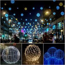 light balls led light