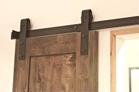 Barn Doors For Bathrooms by Interior Barn Door Track Hardware Choice Image Glass Door