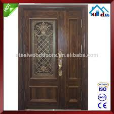 Safety Door Design Low Price Safety Hollow Metal Double Door Design Buy Double Door