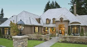 country french house plans one story featured house plan pbh 8292 professional builder house plans