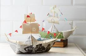 How To Make Boat From Paper - how to make a paper boat goodtoknow