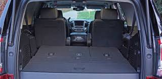 gmc yukon trunk space gmc exclusive