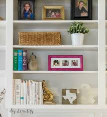 Large Bookshelves by How To Creatively Style Large Bookshelves Diy Beautify