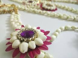 flower jewellery fresh flower jewellery 5 steps