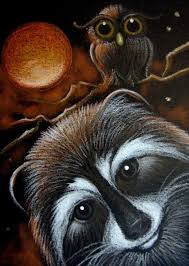 collection of raccoon halloween 14 best raccoon images on