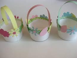 easter egg baskets to make make easter basket crafts ye craft ideas