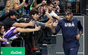 Carmelo Anthony Bench Press Carmelo Anthony At The 2016 Rio Olympics Newsday