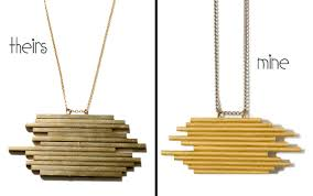 diy wooden bar necklace you want me to buy that