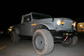 jeep cj prerunner wraps off the first jeep concept in moab