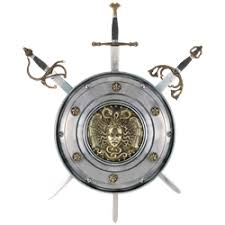 Decorative Picture Hangers Decorative Shield Sword Hangers Shield Wall Displays And Shield