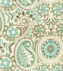 Home Decor Fabric Home Decor Print Fabric Waverly Paisley Prism Latte Another