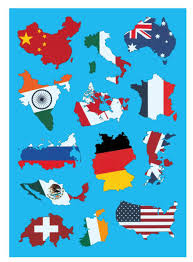 World Map Decal by A4 Paper World Map Sticker Music Bar Diy Decorative Wall Stickers