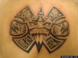 aztec calendar tattoo tattoos one day pinterest aztec
