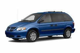 2007 dodge caravan sxt passenger van information