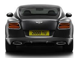 bentley continental gt speed revised 2014 bentley continental gt speed introduced with even more power