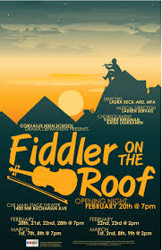 Fiddler On The Roof Synopsis by Roof We Love Arts Fiddler On The Roof 2 Amazing Fidler On The