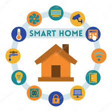 smart home infographics u2014 stock vector greyj 67125467