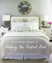 how to make a bed like a pro 8 simple steps to making the perfect bed step guide bedrooms