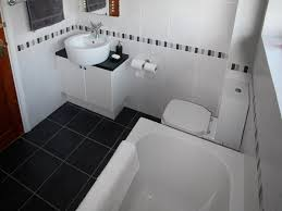 white and black bathroom ideas bathroom ideas black and white pinterdor basement