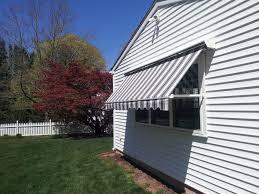Motorized Window Blinds 06355 Retractable Awnings Ct Deck U0026 Patio Awnings Aladdin Inc