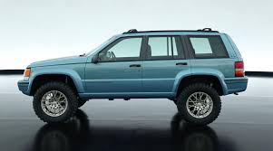 jeep cherokee green jeep u0027s best new concept vehicle is the 1993 grand cherokee