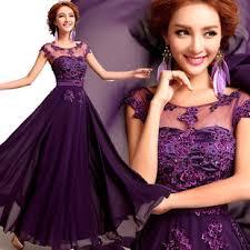 purple bridesmaid dresses 50 dress designs vestido de festa cheap floor length appiques