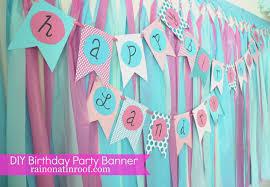 creative home birthday decoration decorating ideas luxury in