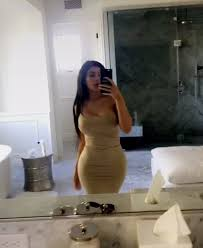 Bathroom Mirror Selfies by Kylie Jenner Poses Up A Storm Before Hosting Thanksgiving For