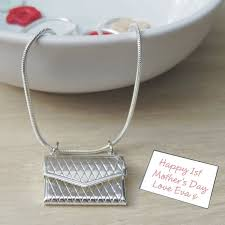 s day necklace secret message envelope pendant ideal wedding day necklace for