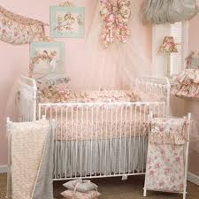 lovely baby bedding sets for cribs to welcome newborn