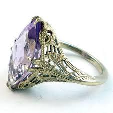 amethyst rings vintage images 77 best filigree jewelry images filigree jewelry jpg