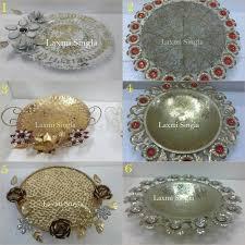 metal platters metal platters parosne ki paraat laxmi craft delhi