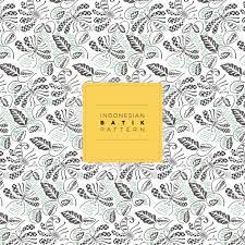 indonesian pattern indonesian walang batik pattern free vector vector premium download