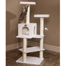 Modern Cat Trees Furniture by Armarkat Classic Cat Tree B5701 Cat Furniture U0026 Towers