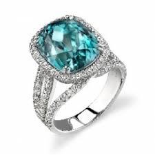zircon engagement rings 53 best blue zircon images on blue zircon jewelry and